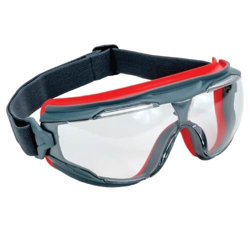 3M GoggleGear 500 Series features a 3M Scotchgard Anti-Fog Coating that lasts longer than traditional anti-fog coatings.