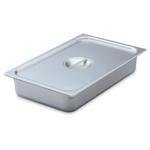 Optional Pan covers available