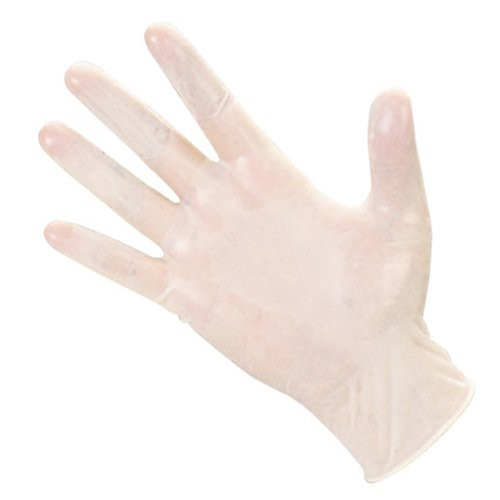 Prime Source 5 mil Disposable, Latex Gloves