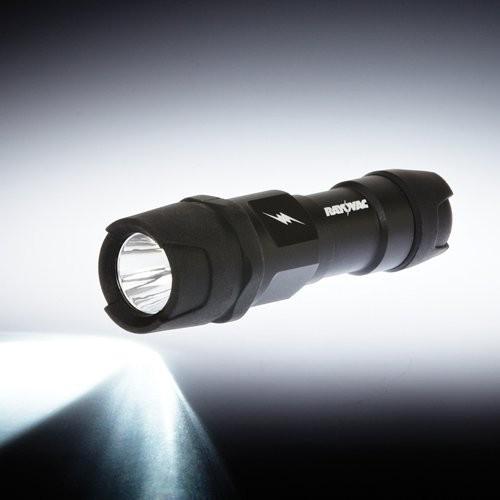 Virtually Indestructible LED Flashlight