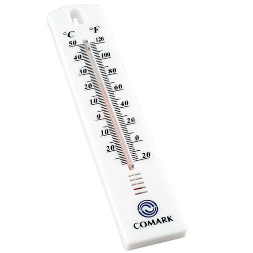 9 39 39 wall thermometer bunzl processor division koch for Koch thermometer