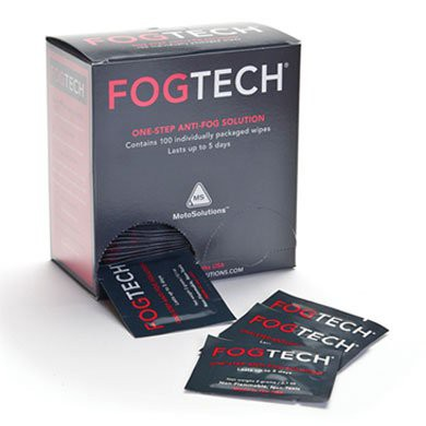 MotoSolutions FogTech Anti-Fog Wipes
