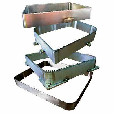 Tray Pack Blades