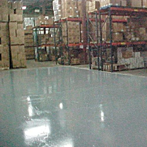Dura Poxy Industrial Heavy-Duty Concrete Floor Coating