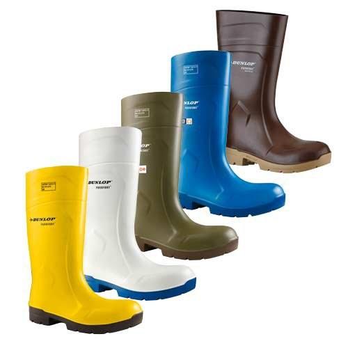 Dunlop Purofort 14 Inch FoodPro Boots