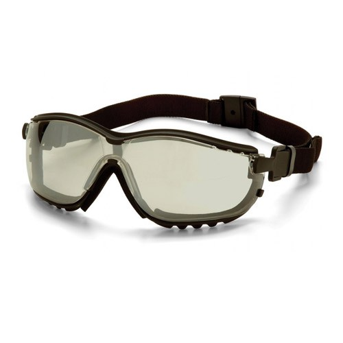 VG2 Goggle with Mirrored, Anti-Fog Lens