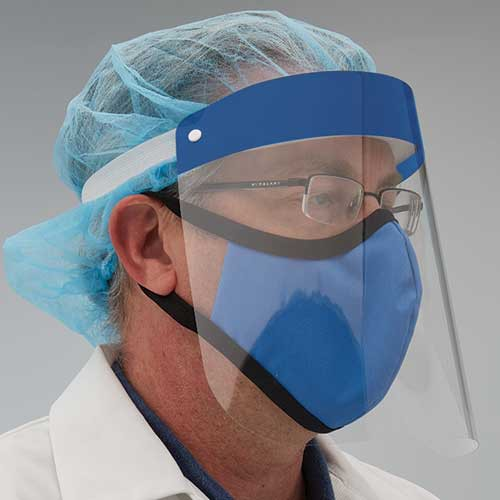 Light-Duty Face Shield