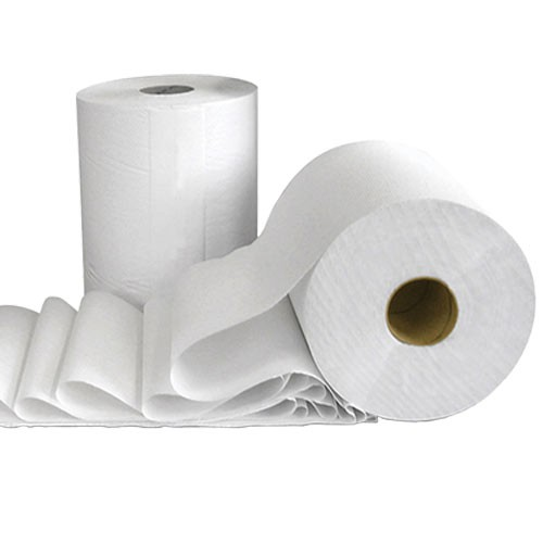 White, Roll Towels