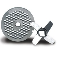 Reversible Grinder Plate with FREE Knife