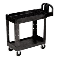 Rubbermaid Heavy-Duty Utility Carts