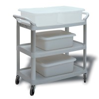 Rubbermaid XTra Utility Cart is versatile and attractive!
