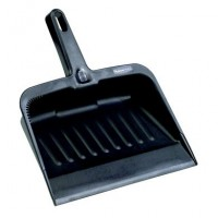 Rubbermaid Industrial Dust Pan - Black