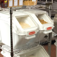 ProSave Shelf Ingredient Bins