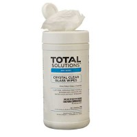 Total Solutions Glass Wipes