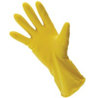 Latex Flock Lined Gloves