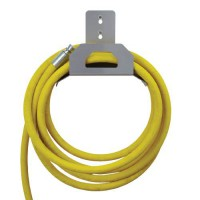 Hose Holder is suitable for wet or harsh environments. Hose sold separately.