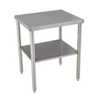 Stainless Steel Stand Alone Table