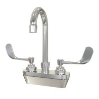 Chrome-Plated 5-Inch Swivel Faucet