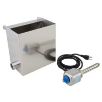 Combo Knife Sterilizer Box with 1100-watt Heating Element
