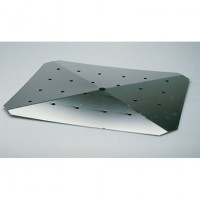 Perforated False Bottom for Lavatories