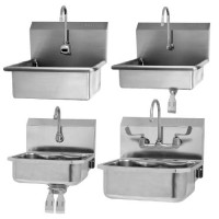Sani-Lav Wall-Mount Hand-Wash Sinks