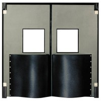 Insulated Impact Ultra Heavy-Duty Industrial Traffic Doors