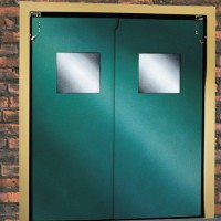 Flexible AirGard 300 Belted Door