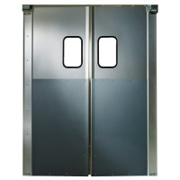 SD2000 Lightweight Aluminum Traffic Doors