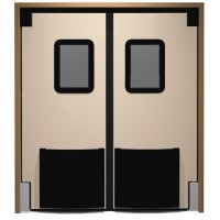Insulated Medium-Duty Retailer Traffic Doors
