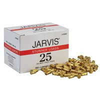 Jarvis .25 Caliber, Reduced Design Power Cartridges