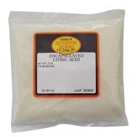 Legg's Encapsulated Citric Acid, 3-oz. Bag