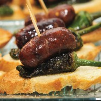 Leggs Jalapeno Summer Sausage #189