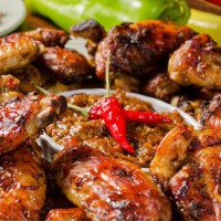 Legg's Hot and Spicy #122 Marinade