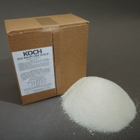 Old Baldy Hog Scald is effective on tough bristles, reducing scraping labor.