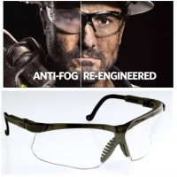 Genesis® Safety Eyewear with HydroShield™ Anti-Fog Coating