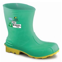 Hazmax EZ-Fit boots are designed for situations involving dangerous chemicals, gasses or biological hazards and waste.