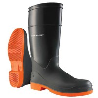 "16"" Steel Toe Sureflex Boot is excellent for use in chemicals and food processing."