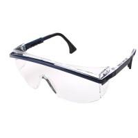Blue Frame Uvex Astrospec 3000 Protective Eyewear