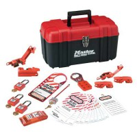 Master Lock Personal Electrical Lockout Kit