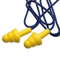 3M UltraFit Pre-molded Earplugs - NRR25