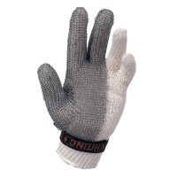Whiting & Davis 3-Finger Metal Mesh Gloves