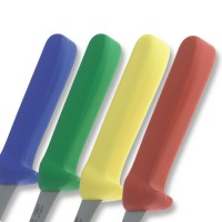 Granton Plain Edge Knives Are Available in 4 colors