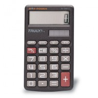 Hand-Held Solar Calculator