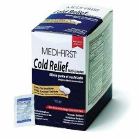 Medi-First Cold Relief Tablets