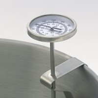 Thermometer Pan Clip