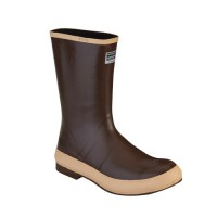 Plain Toe Dipped Neoprene Boot