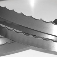 EdgeMaster Scalloped Bandsaw Blades