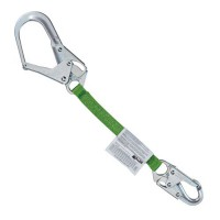 2-Foot Green Webbing Lanyard
