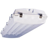 Fluorescent Low Bay Standard Service Light Fixtures