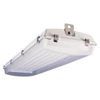 Fluorescent Low Bay Rough Service Light Fixtures